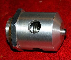 SHORROCK C75/C142 supercharger relief valve-NEW!