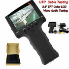 """3.5"""" LCD Monitor CCTV Security Camera Video Audio Test Tester Detector Portable"""