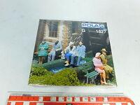 AX563-0,5# Pola (Faller) Spur G 1827 Figuren/Personen sitzend, NEUW+OVP