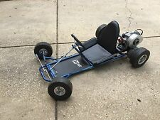 Vintage Rupp Dart Kart with West Bend 580 Engine