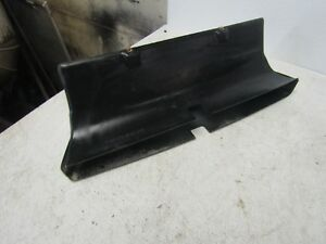 86 PORSCHE 944 TURBO INNERCOOLER DUCT AIR INTAKE DUCT