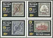 Timbres Marshall 51/4 ** lot 29713