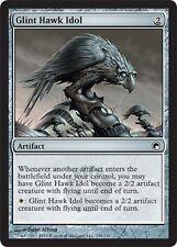4x Idolo del Falco Luccicante - Glint Hawk Idol SoM Ita