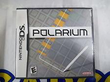 NDS GAME POLARIUM (ORIGINAL BRAND NEW)