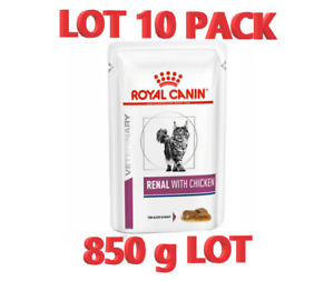Royal Canin VD RENAL CHICKEN CAT wet 85g - wet food for cats