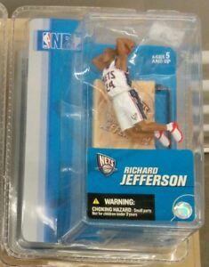 """McFarlane NBA Richard Jefferson (New Jersey Nets) 3"""" Inch Figure"""