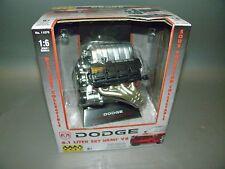 HAWK 11070 DODGE 6.1 SRT HEMI V8 ENGINE 1/6 SCALE DIECAST MODEL NEW