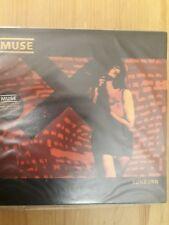 MUSE - Sunburn clear vinyl 45T - Objet rare en très bon état