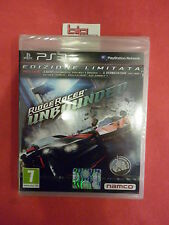 Namco Ps3 - Ridge Racer Unbounded Limited Edition