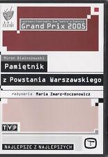 Pamietnik z Powstania Warszawskiego (DVD) 2004 teatr TV  POLSKI POLISH