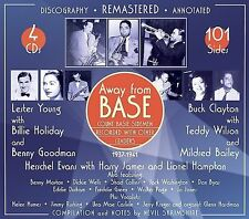 Away from Base [Box] by Count Basie (CD, May-2005, 4 Discs, JSP (UK))