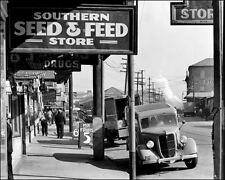 French Market New Orleans #3 Photo 8x10  Louisiana 1935