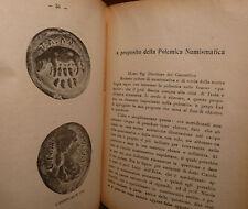 Collezionismo Monete, Nicola Beccia: Divagazioni Numismatiche 1940 Catea Troja