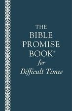 THE BIBLE PROMISE BOOK FOR DIFFICULT TIMES - HANG, LINDA (COM) - NEW PAPERBACK B