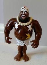 WWF Hasbro Figura-kamala-Vintage 90s-Wow!