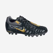 Nike Men's Total 90 Shift MG Football Boots - Black/Gold - UK 10.5 - New