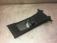 MERCEDES C B PILLAR TRIM SEAT BELT COVER C CLASS W204 RIGHT O/S BLACK 2048600230