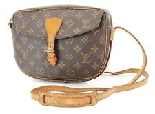 Authentic LOUIS VUITTON Jeune Fille MM Monogram Crossbody Shoulder Bag #36576