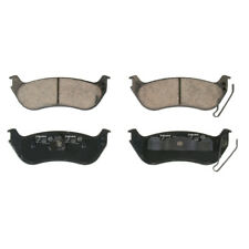 Disc Brake Pad Set Rear Federated D1109C