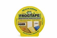 Frog Tape Yellow Delicate Surface Painters Masking Tape 36mm x 41.1m. Indoor