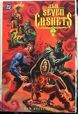 JLA Seven Caskets TPB Graphic Novel DC Comics 2001