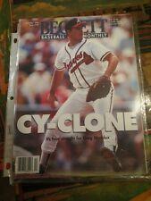 Greg Maddux Atlanta Braves Beckett Price Guide - December 1995~