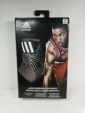 Adidas Performance adizero Speedwrap Ankle Brace Gray/White Left Small