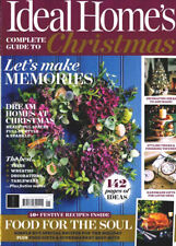 IDEAL HOME MAGAZINE COMPLETE GUIDE TO CHRISTMAS 2020 ~ NEW ~