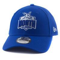 North Melbourne FC New Era AFL Team 9Forty Hat Genuine Merchandise Cap