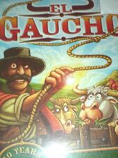 El Gaucho - Argentum Games Western Board Game New!