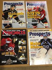 Ontario Hockey League Prospects Magazine Taylor Hall Jp Anderson Windsor Ohl Whl