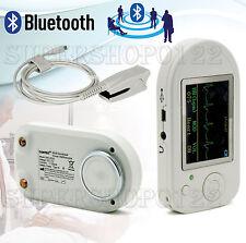 CE Contec Bluetooth Visual Digital ECG SPO2 PR Electronic Diagnostic Stethoscope