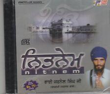 Nim Nem By Bhai jarnail singh ji   [Punjabi Devotional Cd] Nitnem