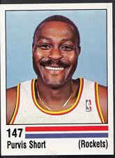 Panini NBA Baloncesto 1989 Etiqueta-no 147-Purvis cohetes corto (Av)
