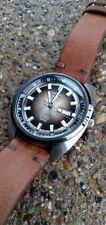 Seiko 5 Sports Rare Turtle Gradient Dial SRPB23K1 44mm Men's Watch EXTRA STRAPS