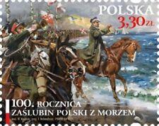 Poland / Polen 2020 - Fi 5035** Poland's Wedding to the Baltic Sea