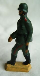 """metal figurine toy soldier WWW II 50 mm 2"""" hand painted rare"""