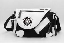 Supernatural Logo messenger bag textbook shoulder sling flap NEW