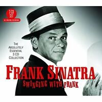 Frank Sinatra - Swinging With Frank: The Absolutely Essential 3CD Collection