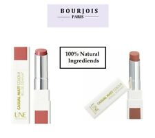 UNE By Bourjois Casual Matte Lipstick Rouge Demand Organic-Choose Shade