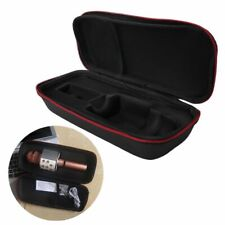 Microphone Storage Box Protective Bag Carrying Case Pouch Travel Portable