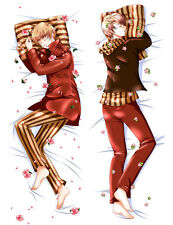 Hetalia Axis Powers Arthur Kirkland Anime Dakimakura Hugging body pillow case