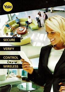 Yale Professional Wireless Alarm System Controller 22106