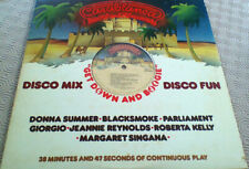 "Get Down And Boogie - 12"" Compilation Lp - Casablanca Records Nblp 7042"