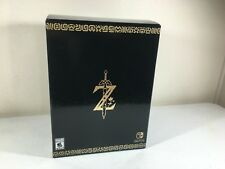 Legend of Zelda Breath of the Wild Master Edition Nintendo Switch New and Sealed