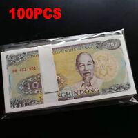 Set of 100 PCS, Vietnam Viet Nam 1000 Dong, New, UNC