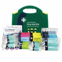 Reliance Medical BS8599-1 compliant First Aid Safety Kit Box 1-50 Person