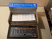 Roland Boutique JU-06 Sound Module - Mint Condition