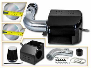 "3/"" Cold Air Intake Filter Universal BLACK For xA//xB//xD//tC//iA//iM//iQ//FR-S"