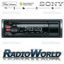 Sony DSX-A40UI Car Stereo Headunit Radio Player MP3 FM AM AUX iPod iPhone